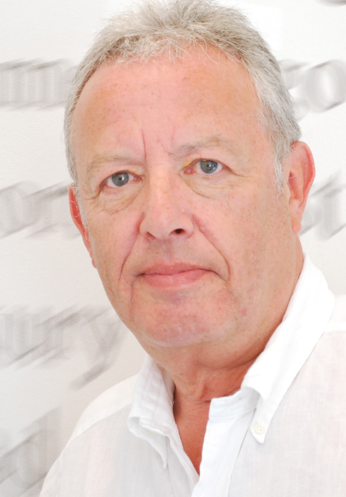 D P Nicholls - Author
